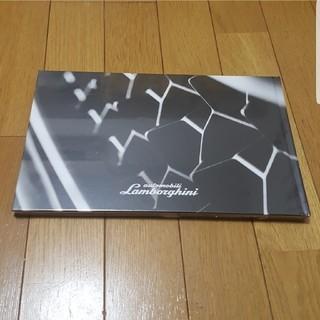 ランボルギーニ(Lamborghini)のもえのここあさん専用★レア★ランボルギーニ★カタログ(カタログ/マニュアル)