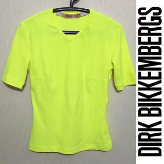 ダークビッケンバーグ(DIRK BIKKEMBERGS)のダークビッケンバーグ カットソー Tシャツ DIRK BIKKEMBERGS(Tシャツ(半袖/袖なし))