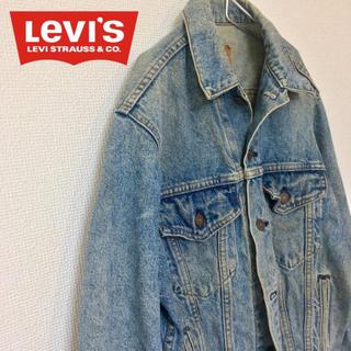 リーバイス(Levi's)の希少 80s Levis USA vintage clothing Gジャン(Gジャン/デニムジャケット)