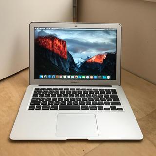マック(Mac (Apple))のMacBook Air(ノートPC)