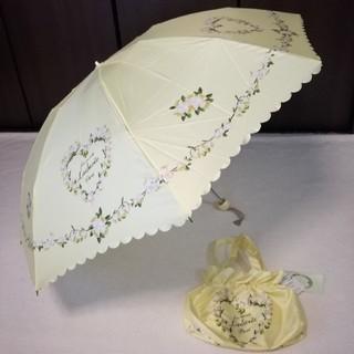 ラデュレ(LADUREE)の新品LADULEE ラデュレ軽量 折り畳み傘(傘)