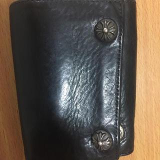 クロムハーツ(Chrome Hearts)のクロムハーツ 三つ折り財布(財布)