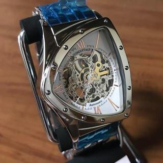 コグ(COGU)の新品✨コグ COGU スケルトン 自動巻き 腕時計 BS0TM-WRG(腕時計(アナログ))