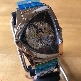 コグ(COGU)の新品✨コグ COGU フルスケルトン 自動巻き 腕時計 BNT-BKC(腕時計(アナログ))