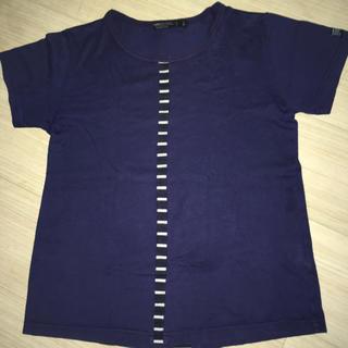 パーティチケット(PARTY TICKET)の中古美品♡ PARTY TICKET Neo男児Tシャツ  サイズ140(Tシャツ/カットソー)