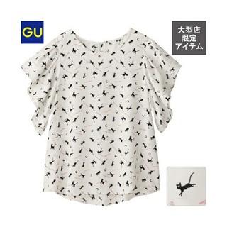 ジーユー(GU)の新品☆GU☆セーラームーン☆ブラウス(シャツ/ブラウス(半袖/袖なし))