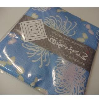 【同梱おすすめ350円】高級蚊帳生地 白雪ふきん 友禅染(収納/キッチン雑貨)