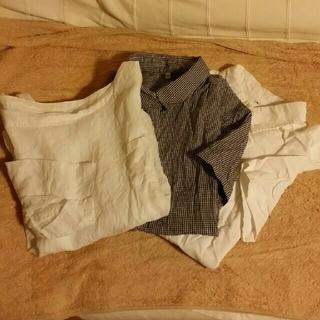 ムジルシリョウヒン(MUJI (無印良品))の無印良品シャツ3枚セット(セット/コーデ)