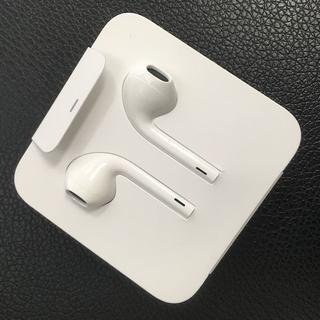 アップル(Apple)のアップルiPhoneの純正イヤホン(ストラップ/イヤホンジャック)