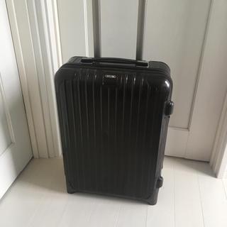 リモワ(RIMOWA)の専用購入不可!RIMOWA SALSA DELUXE チョコブラウン 33l(トラベルバッグ/スーツケース)