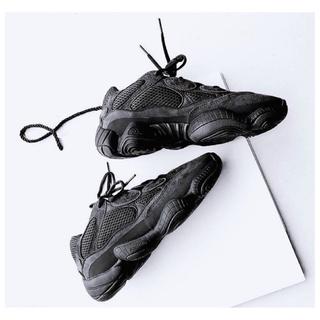 アディダス(adidas)のまっさ様専用 Yeezy 500 Utility Black  (スニーカー)