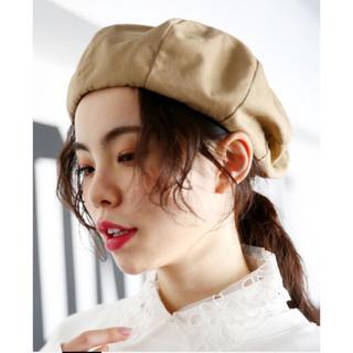 ローリーズファーム(LOWRYS FARM)のにゃんこ様専用 ローリーズファーム コットンツイルベレー(ハンチング/ベレー帽)