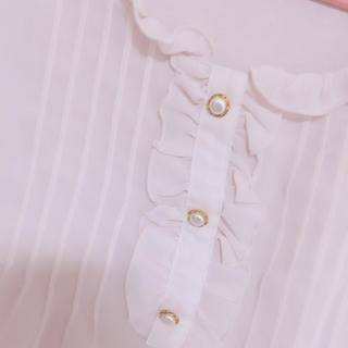 シマムラ(しまむら)のブラウス(シャツ/ブラウス(半袖/袖なし))