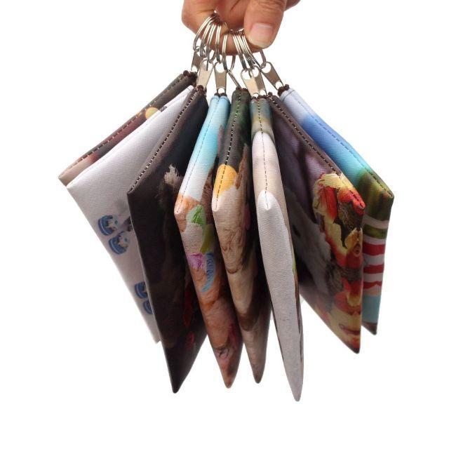 ゴールデンレトリバー♪ 財布・コインケース・小物入れ 新品未使用品 送料無料 レディースのファッション小物(コインケース)の商品写真