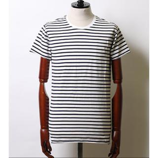 ダブルジェーケー(wjk)のwjk9921BJ03-3in-packカットソー ボーダー(Tシャツ/カットソー(半袖/袖なし))