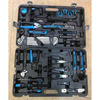 シマノ(SHIMANO)のシマノPRO ツールボックスラージセット 56×37×11cm 最高の自転車工具(工具/メンテナンス)