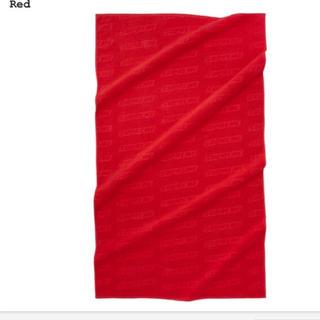 シュプリーム(Supreme)のSupreme Debossed logo bach towel(その他)