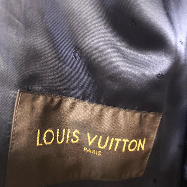 LOUIS VUITTON(ルイヴィトン)のルイヴィトンフラグメント 限定スタジャン メンズのジャケット/アウター(スタジャン)の商品写真