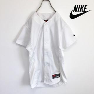ナイキ(NIKE)の【新品】90s Nike ナイキ ベースボールシャツ デッドストック(ウェア)