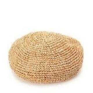 オゾック(OZOC)のOZOC 夏 ベレー帽(ハンチング/ベレー帽)