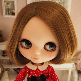 ネオブライス ウィッグ ふんわりセンターパート MB 10インチ/Blythe(人形)