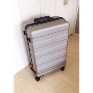 ムジルシリョウヒン(MUJI (無印良品))の【82様専用出品】無印良品スーツケース (スーツケース/キャリーバッグ)