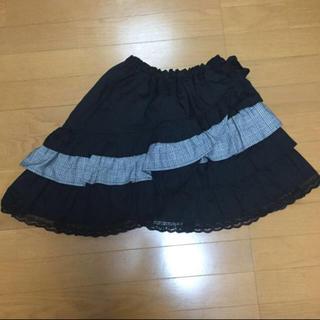 ハートイー(Heart E)のスカート(ひざ丈スカート)