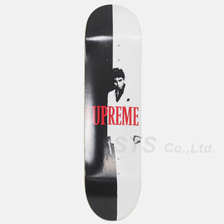 シュプリーム(Supreme)のSupreme スカーフェイス デッキ(スケートボード) 03bcf518cc2e