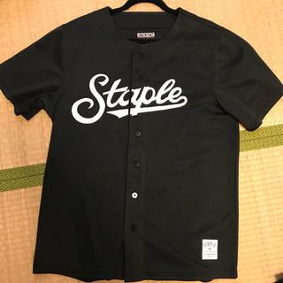 ステイプル(staple)のステイプル  stayple ゲームシャツ(Tシャツ/カットソー(半袖/袖なし))