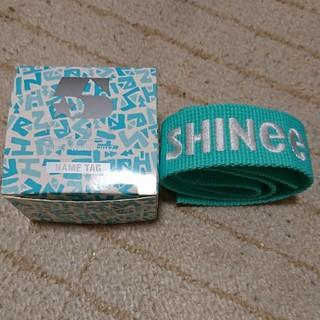 シャイニー(SHINee)のSHINee ネームタグ(アイドルグッズ)