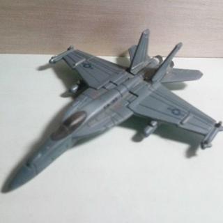【模型】F/A-18E/F SuperHornet(ミリタリー)