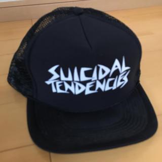 スイサダルテンデンシーズ(SUICIDAL TENDENCIES)のキャップ(キャップ)
