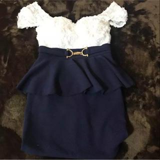 デイジーストア(dazzy store)のドレス キャバ フォーマル(ミディアムドレス)