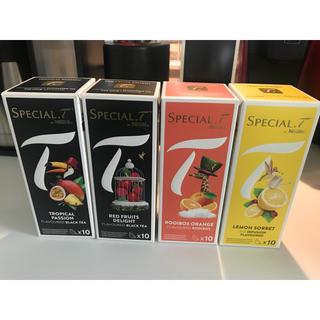 ネスレ(Nestle)のネスレ スペシャルT カプセル26杯分(茶)