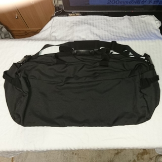 ムジルシリョウヒン(MUJI (無印良品))の無印良品 ボストンバッグ 色 ブラック(ボストンバッグ)