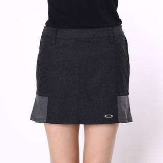 オークリー(Oakley)のOAKLEY スカート インナー付き プリーツスカート 新品未使用 タグ付き(ウエア)