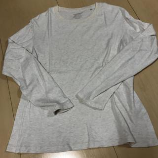 ユニクロ(UNIQLO)のUNIQLO*トップス(Tシャツ/カットソー(七分/長袖))