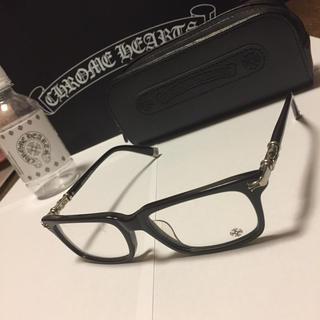 クロムハーツ(Chrome Hearts)のクロムハーツ 度なしメガネ(サングラス/メガネ)