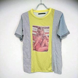 トーキングアバウトザアブストラクション(TALKING ABOUT THE ABSTRACTION)のトーキングアバウト 再構築 Tシャツ (Tシャツ/カットソー(半袖/袖なし))