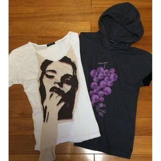 ミルクボーイ(MILKBOY)のMILKBOY Tシャツ 2枚セット(Tシャツ/カットソー(半袖/袖なし))
