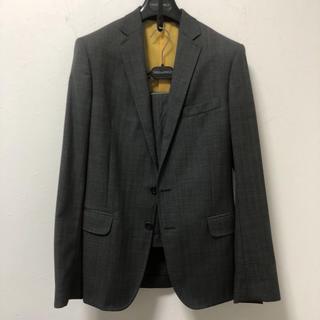 ディースクエアード(DSQUARED2)の美品 DSQUARED2 ディースクエアード グレー スーツ S7-7(スーツジャケット)