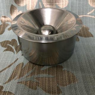 アレッシィ(ALESSI)のOFFICINA ALESSI  Bauhaus  灰皿(灰皿)