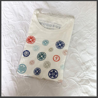 ♡ゆず♡Mサイズ♡Tシャツ♡マルチ 家紋Tシャツ♡ツアーグッズ♡YUZU♡グッズ(ミュージシャン)