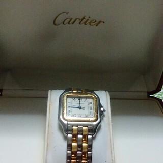 カルティエ(Cartier)のカルティエ パンテールMM 2ロウ(腕時計)
