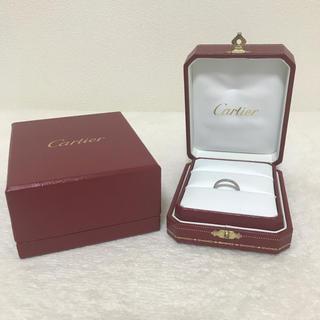 カルティエ(Cartier)のカルティエ フルエタニティ リング(リング(指輪))