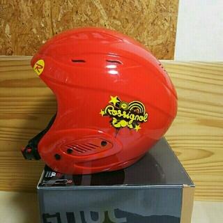 ROSSIGNOL - スキーヘルメット ジュニア 56㎝(中古)