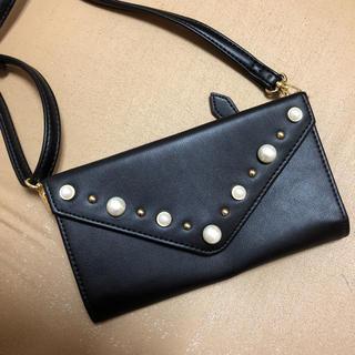 ジーユー(GU)の新品☆ショルダー財布♡(財布)