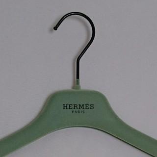 エルメス(Hermes)の未使用★HERMESハンガー★3本set(押し入れ収納/ハンガー)