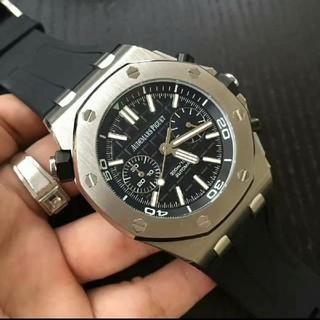 オーデマピゲ(AUDEMARS PIGUET)の美品オーデマピゲメンズ腕時計(腕時計(アナログ))