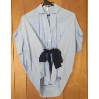 サカヨリ(sakayori)のアクアガールsakayoriブラウス(シャツ/ブラウス(半袖/袖なし))